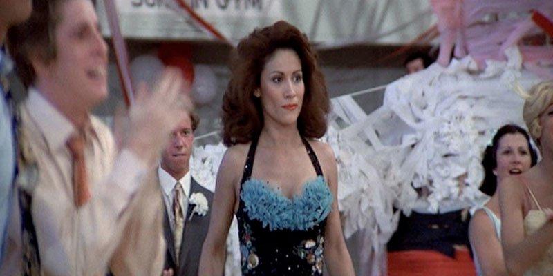 La comédienne Annette Charles, surtout connue pour son... (Tirée du film Grease)