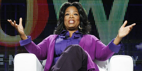 Oprah Winfrey... (AP)