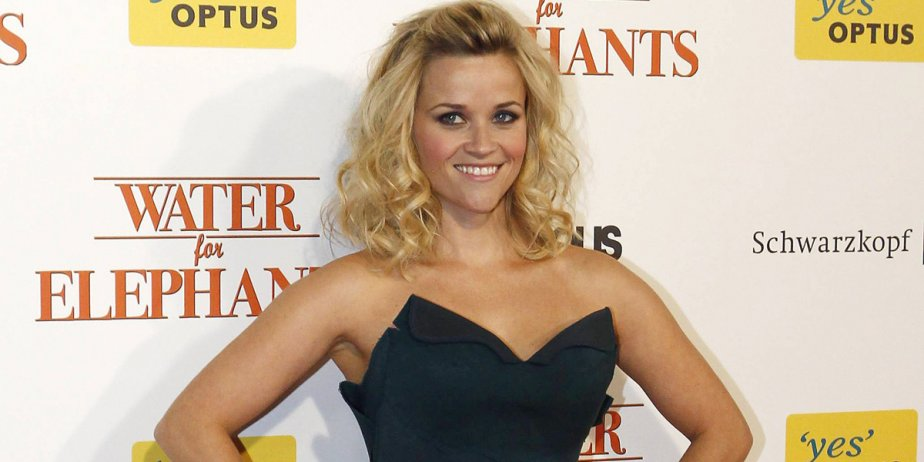 Reese Witherspoon... (Reuters)