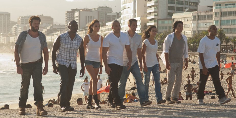 Fast Five... (Universal Pictures)