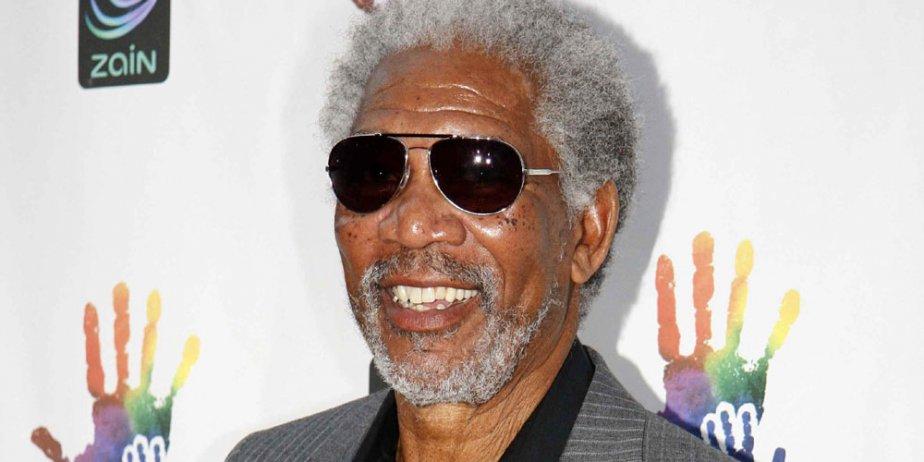 Morgan Freeman... (Reuters)