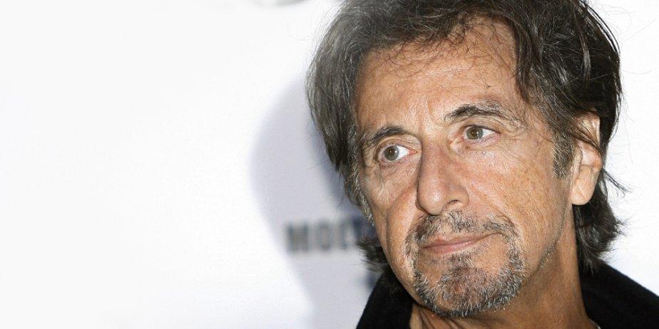 Al Pacino... (Reuters)