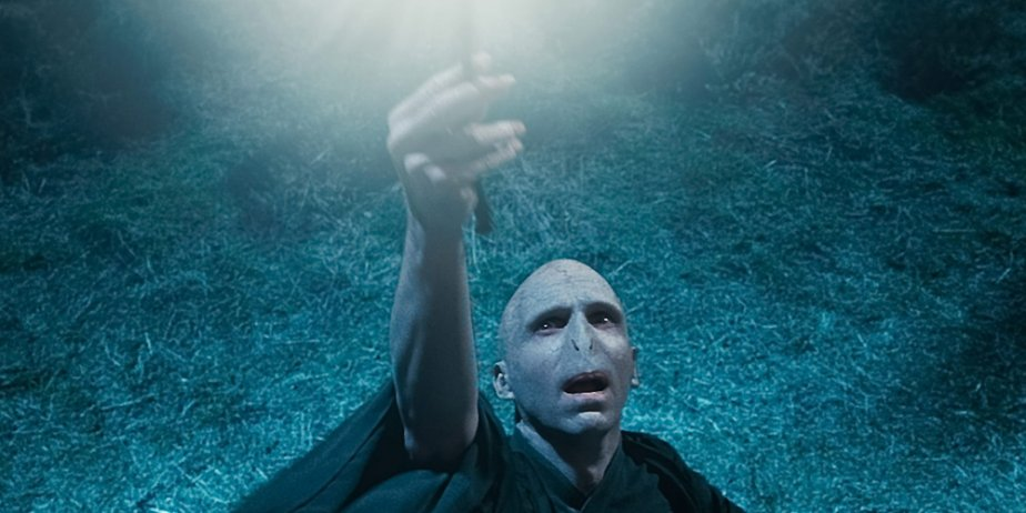 Une scène de Harry Potter and the Deathly... (Warner Bros.)