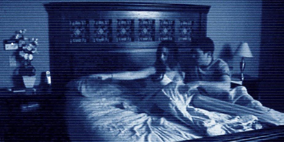 Le film d'angoisse Paranormal Activity 2 s'est emparé... (Photo: AP)