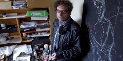 Le cinéaste Theodore Ushev, dont le cours métrage... (Alain Roberge, La Presse)