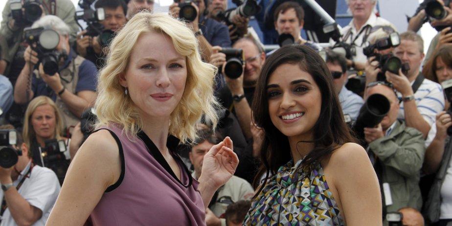 Naomi Watts et Liraz Charhi, vedettes de Fair... (AFP)