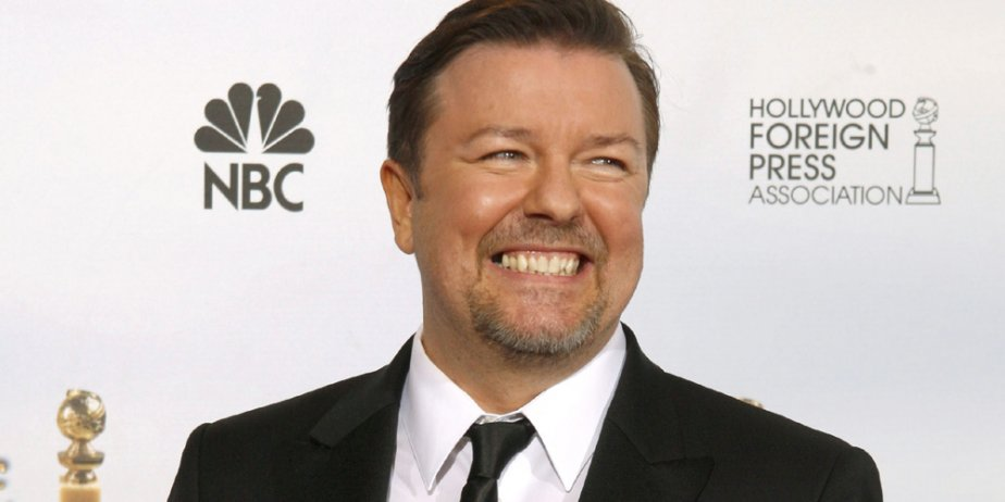 Ricky Gervais... (Reuters)