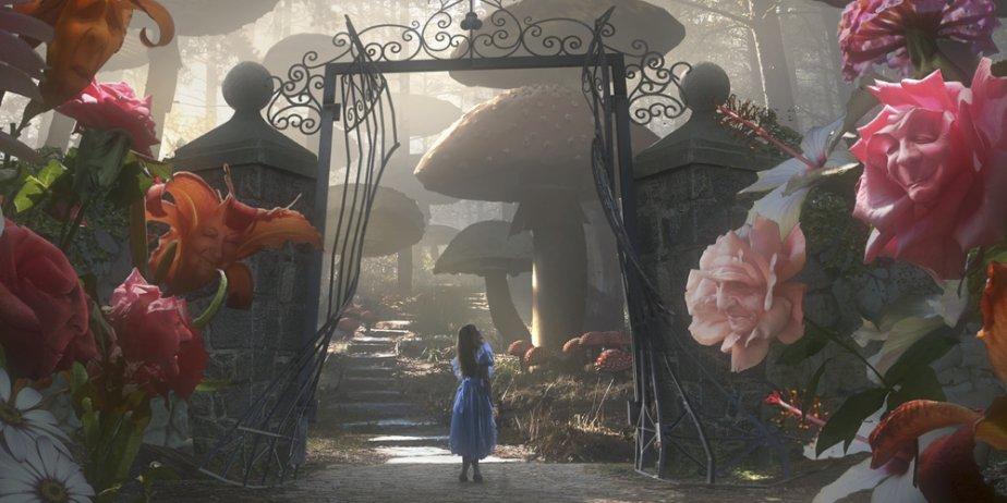 Disney a décidé de commercialiser le DVD d'Alice... (Disney Pictures)