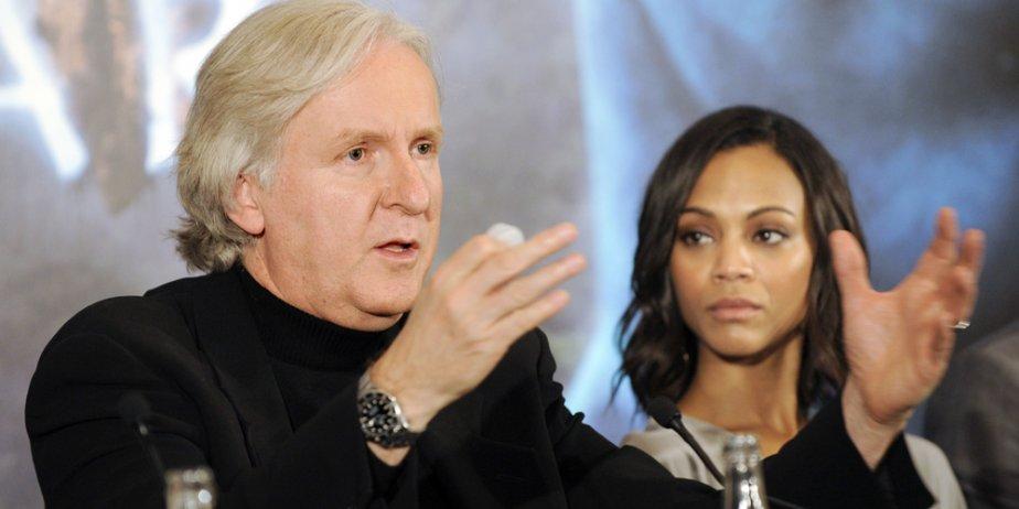 James Cameron, réalisateur d'Avatar.... (AFP)