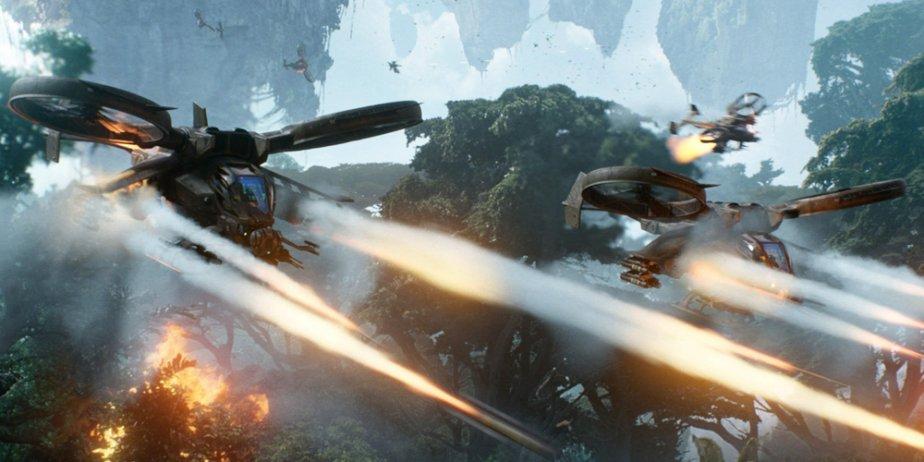 Une scène d'Avatar... (20th Century Fox)