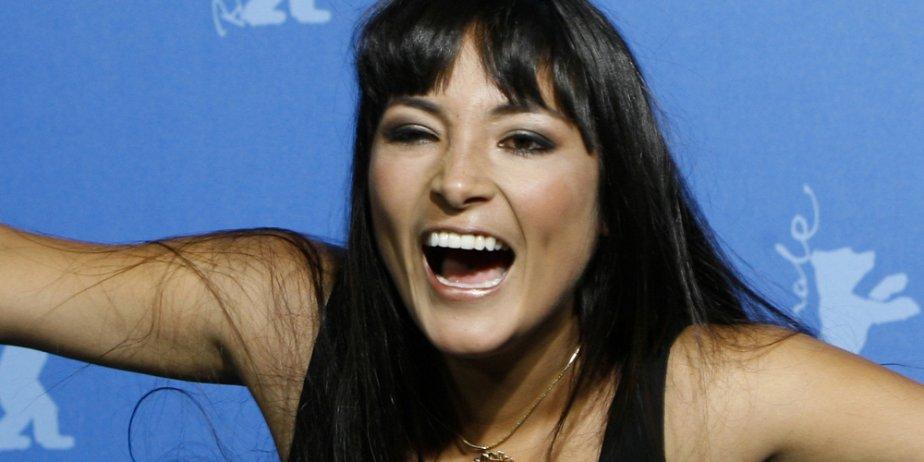 L'actrice péruvienne Magaly Solier a remporté le prix... (archives Reuters)