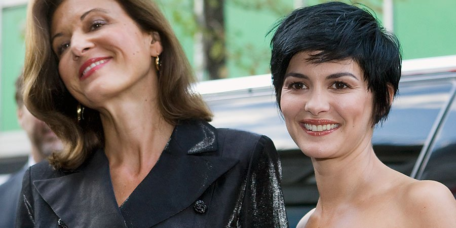 Anne Fontaine et Audrey Tautou... (Robert Skinner, La Presse)
