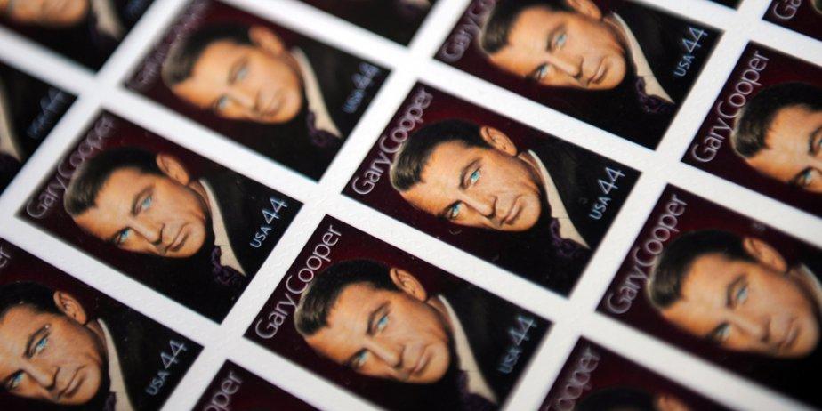 Gary Cooper, l'un des acteurs les plus emblématiques de l'âge d'or... (AFP)