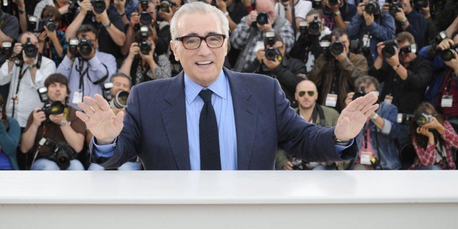 Martin Scorsese au Festival de Cannes.... (AFP)