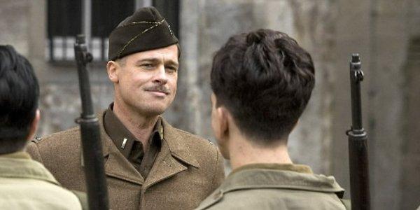 Brad Pitt dans le film Le commando des... (Photo: AP)