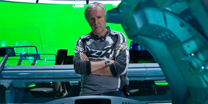 James Cameron... (Twentieth Century Fox)