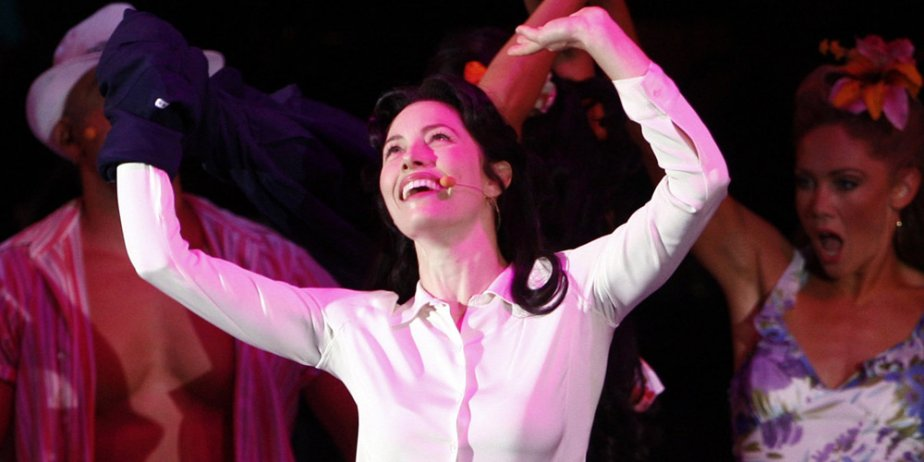Jessica Biel dans Guy and Dolls.... (AP)