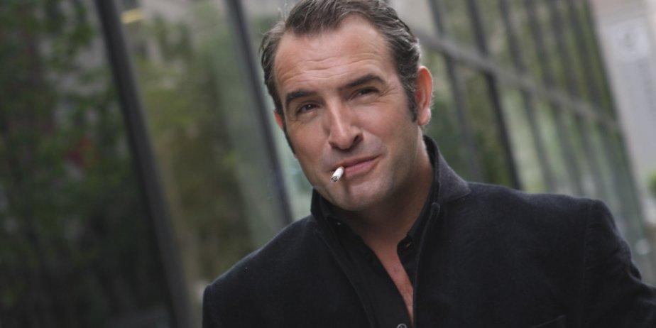 L'acteur français Jean Dujardin est à Montréal pour... (Martin Chamberland, La Presse)