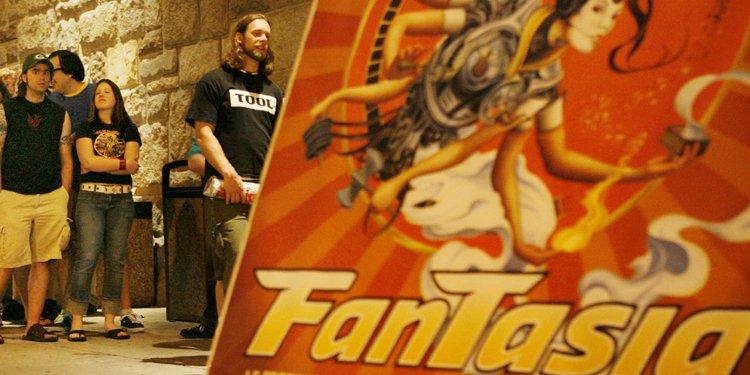 Le Festival international de films Fantasia est... (Robert Skinner, La Presse)
