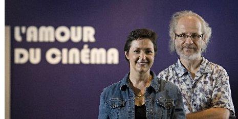 La directrice de la Cinémathèque québécoise, Yolande Racine,... (Ivanoh Demers)