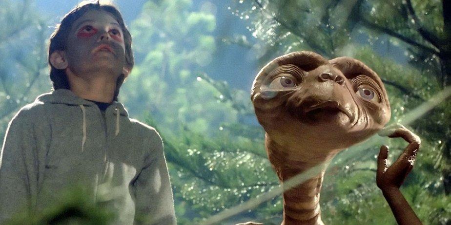 En 1982, Steven Spielberg triomphait en présentant son... (fournie par la production)
