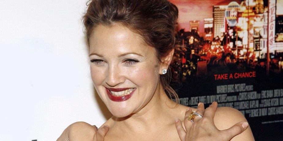 Drew Barrymore... (AP)