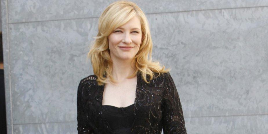 Cate Blanchett... (AFP)