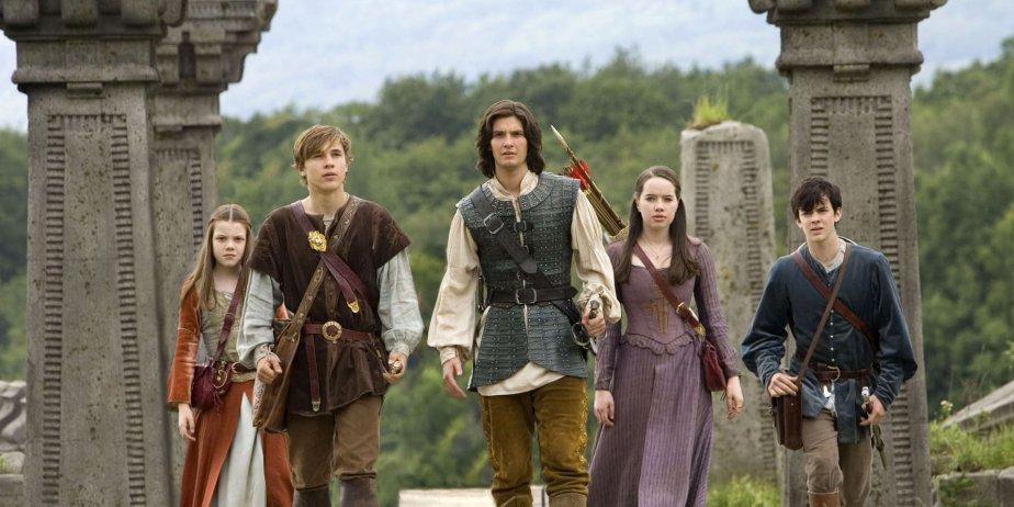 Une scène de The Chronicles of Narnia: Prince... (Disney)