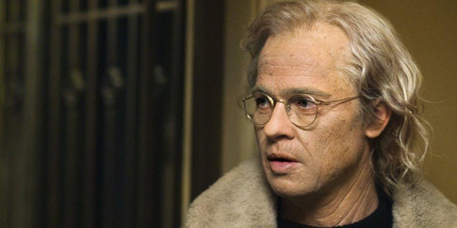 Brad Pitt dans le film The Curious Case... (AP)