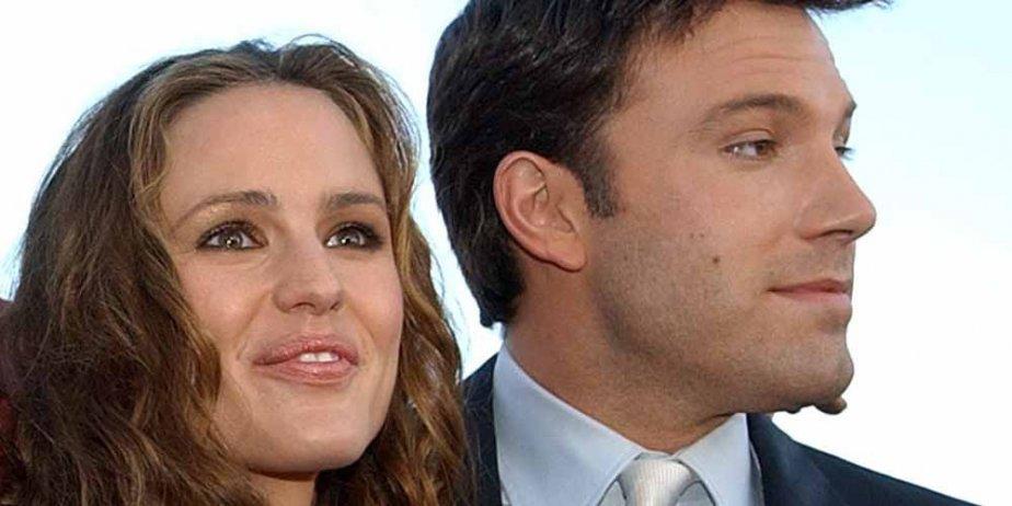 Jennifer Garner et Ben Affleck... (AP)