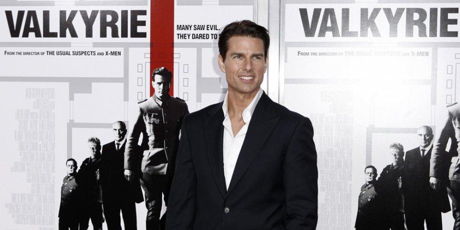 Je persiste à croire que Tom Cruise est un bon acteur. Si, si. Plus... (AP)