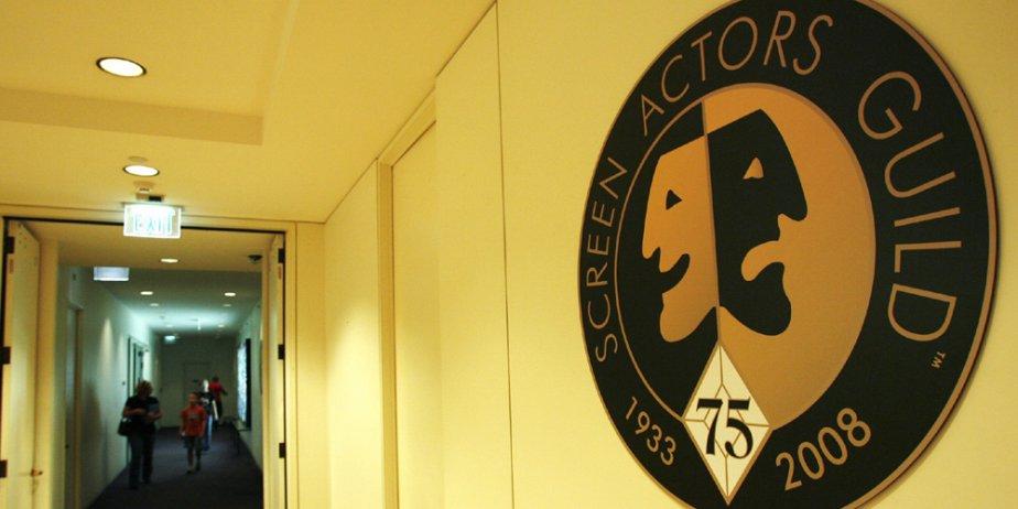 Les bureaux du principal syndicat d'acteurs américain, la... (Reuters)