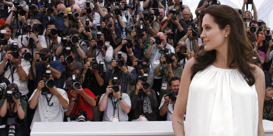 Angelina Jolie a accouché samedi soir à Nice, dans le sud-est de la... (Reuters)