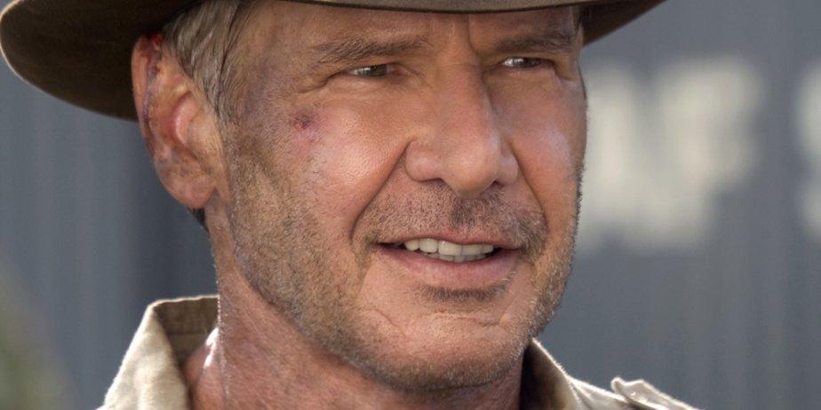 Indiana Jones, le célèbre archéologue du Royaume du crâne... (Paramount Pictures)