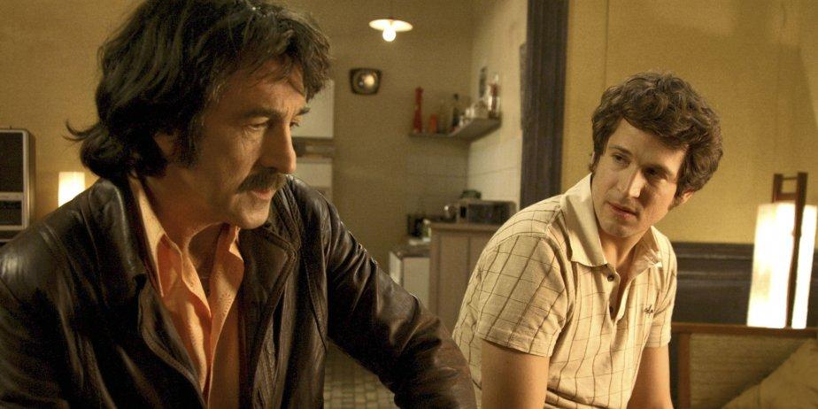 François Cluzet et Guillaume Canet sont les vedettes... (Festival du film de Tremblant)