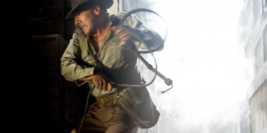 Au Québec, Indiana Jones and the Kingdom of the Crystal... (Paramount Pictures)