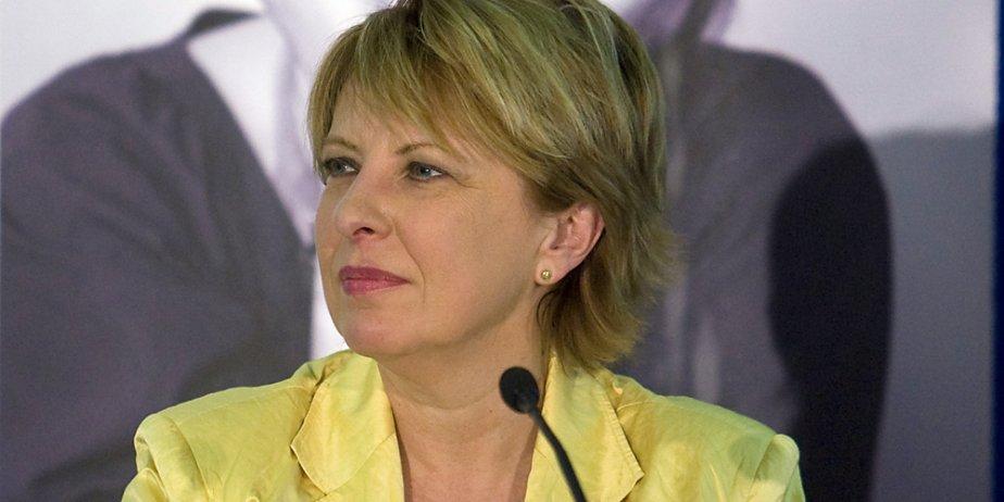 La ministre de la Culture et des Communications,...