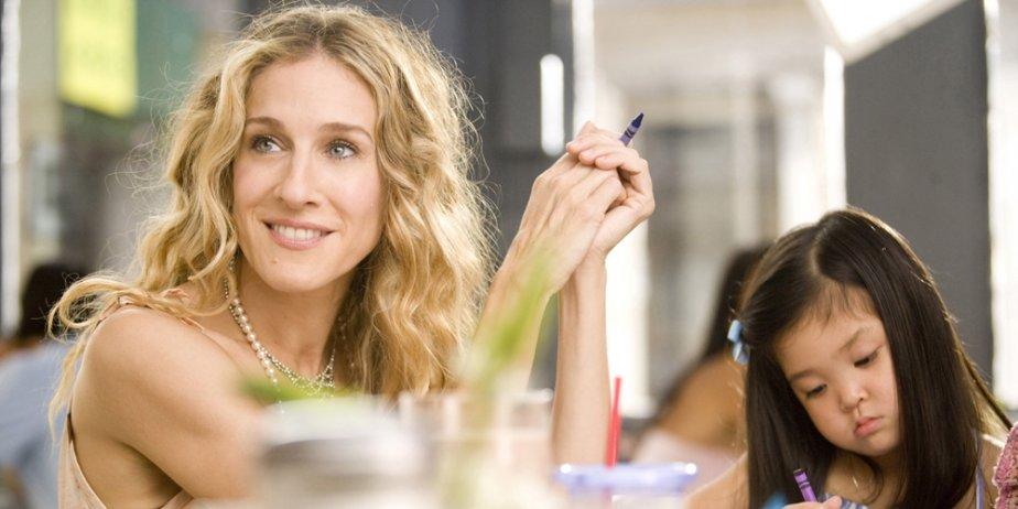 Carrie (Sarah Jessica Parker).... (Alliance)