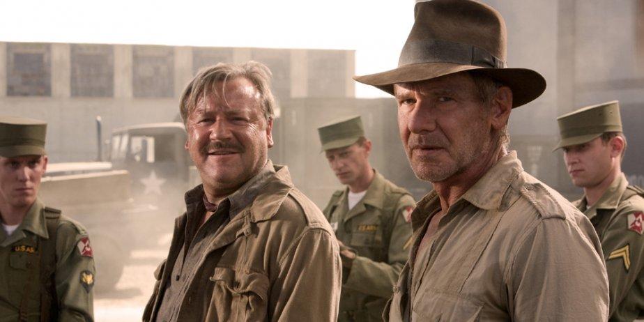 Harrison Ford dans le film Indiana Jones et... (Reuters)