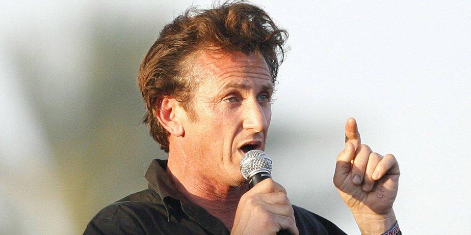 L'acteur Sean Penn, connu pour ses prises de position publiques, a... (Reuters)