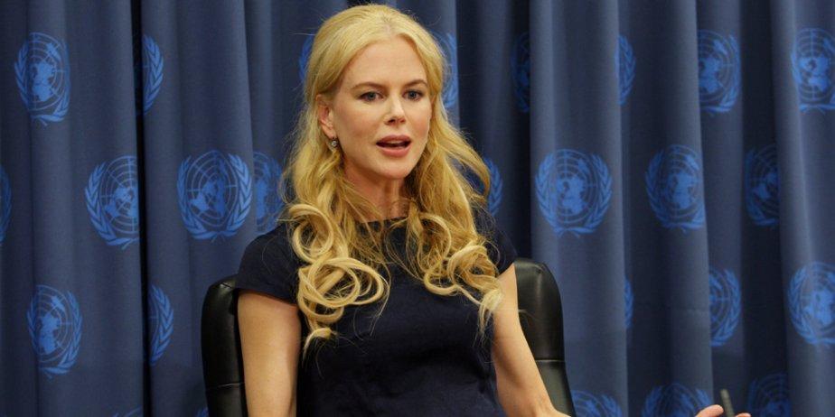 Nicole Kidman... (AFP)