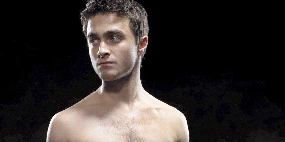 Le jeune Daniel Radcliffe, connu du grand public pour son personnage... (Reuters)