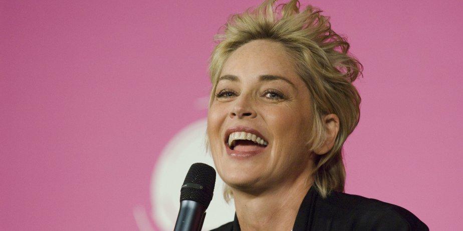 Sharon Stone... (Reuters)