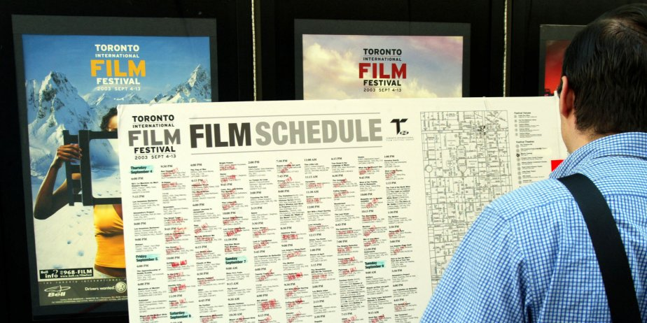 Selon le Toronto Star, le Festival international du film... (archives La Presse)