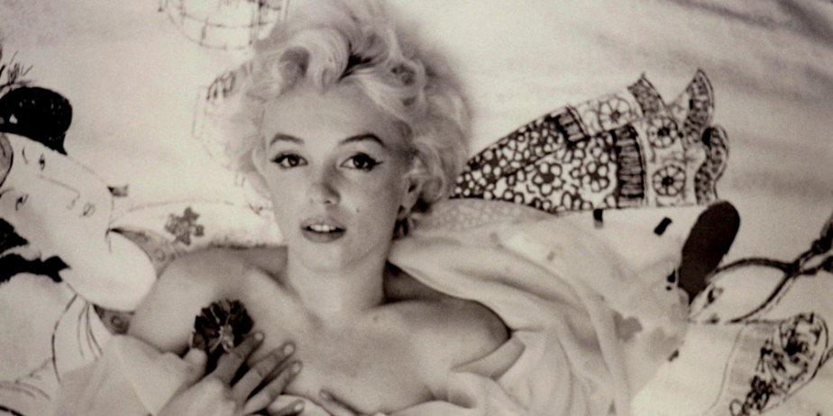 Marilyn Monroe... (AFP)