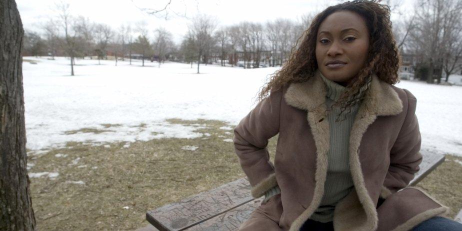 Fabienne Colas, présidente du Festival du film haïtien... (François Roy, La Presse)