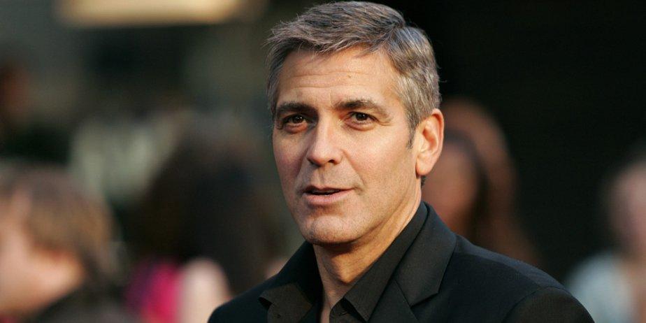 George Clooney... (Photo AP)