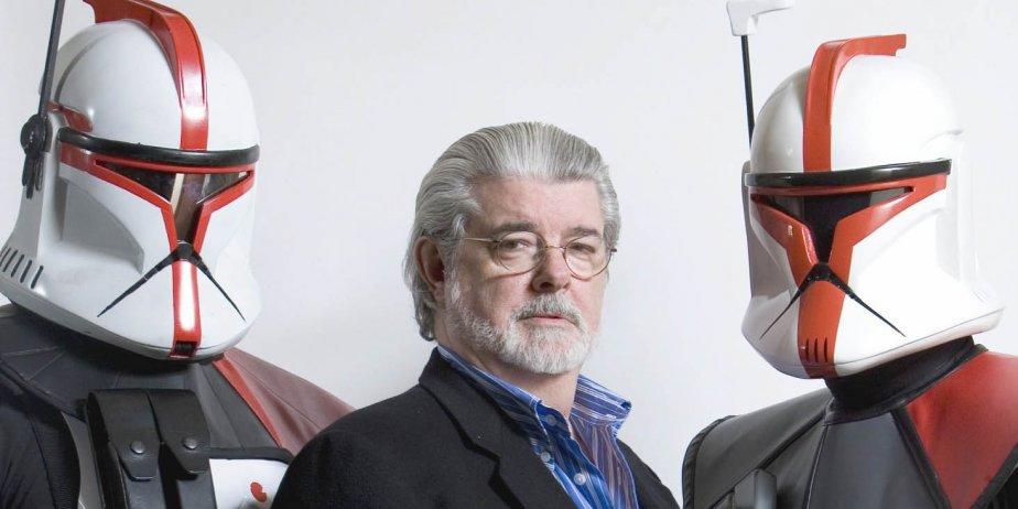 George Lucas, le créateur de Star Wars, a lancé mardi des poursuites... (AP)