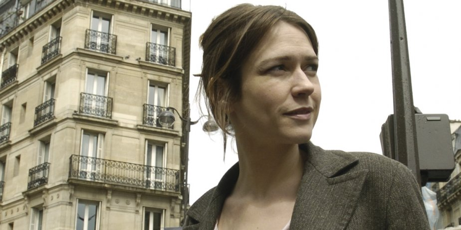 Marie-Josée Croze, la «Canadienne», comme titre Paris Match,... (Alain Roberge, archives La Presse)