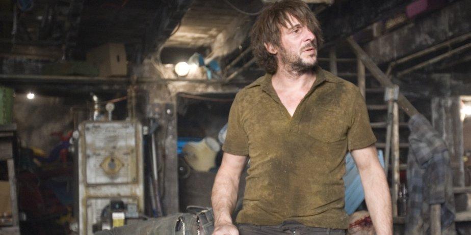 Patrick Huard dans Cadavres d'Érik Canuel.... (Christal Films)